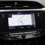 Opel Corsa pantalla y navegador