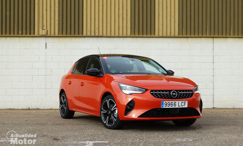 Opel Corsa delantera