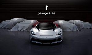 Futura gama de coches eléctricos de Pininfarina