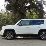 Prueba Jeep Renegade Limited 1.6 MultiJet 120 CV lateral