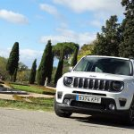 Prueba Jeep Renegade Limited 1.6 MultiJet 120 CV frontal