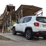 Prueba Jeep Renegade Limited 1.6 MultiJet 120 CV perfil trasero