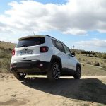Prueba Jeep Renegade Limited 1.6 MultiJet 120 CV offroad