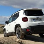 Prueba Jeep Renegade Limited en campo