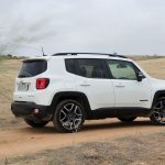 Jeep Renegade Limited lateral