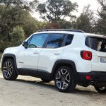 Prueba Jeep Renegade Limited 1.6 MultiJet 120 CV
