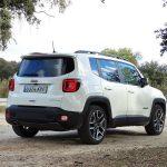 Prueba Jeep Renegade Limited 1.6 MultiJet 120 CV perfil posterior