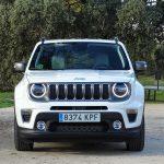 Prueba Jeep Renegade Limited 1.6 MultiJet 120 CV delantera