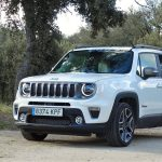 Jeep Renegade perfil