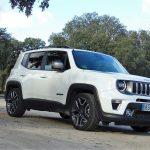 Prueba Jeep Renegade Limited perfil