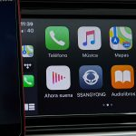 Apple CarPlay y Android Auto en SsangYong Korando