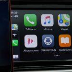 Apple CarPlay y Android Auto en SsangYong Korando
