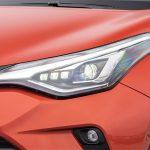 Prueba Toyota C-HR faro de LED