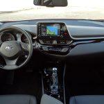 Prueba Toyota C-HR diseño interior
