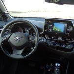 Prueba Toyota C-HR puesto conducción