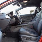 Prueba Toyota C-HR plazas delanteras
