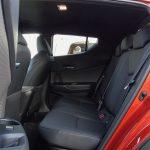 Prueba Toyota C-HR 2.0 hybrid 184 CV plazas traseras