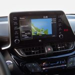 Toyota C-HR pantalla principal