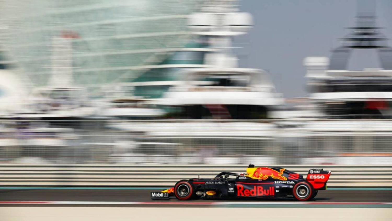 Red Bull, GP Abu Dhabi