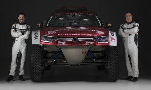 Dakar 2020 SsangYong Korando DKR con Diego Vallejo y Óscar Fuertes