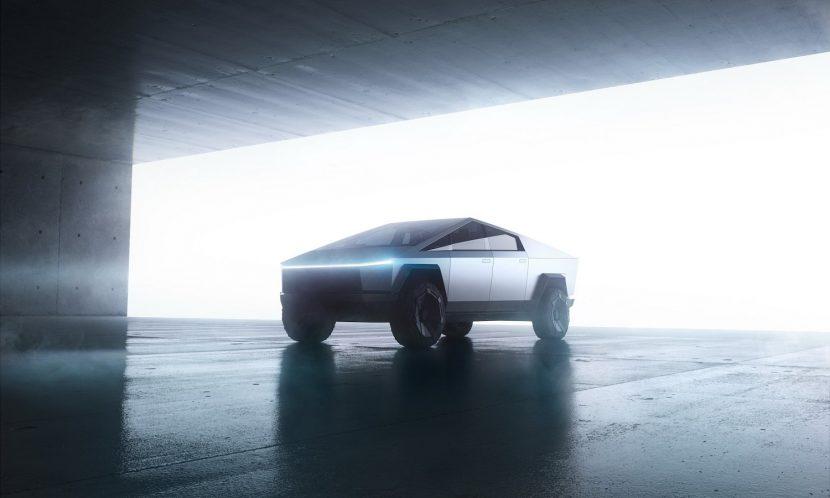 Pick-up de Tesla a prueba de balas