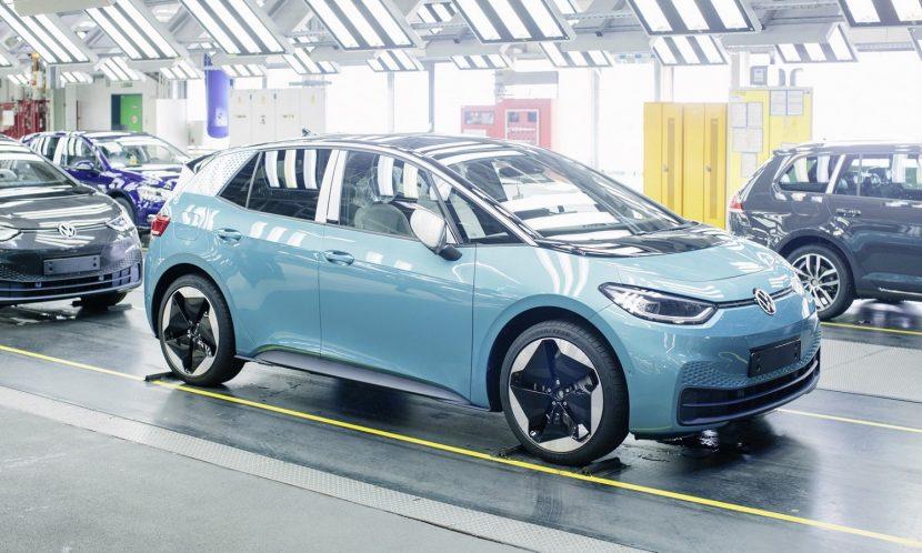 El Volkswagen ID.3 comienza a fabricarse