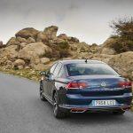 Volkswagen Passat trasera