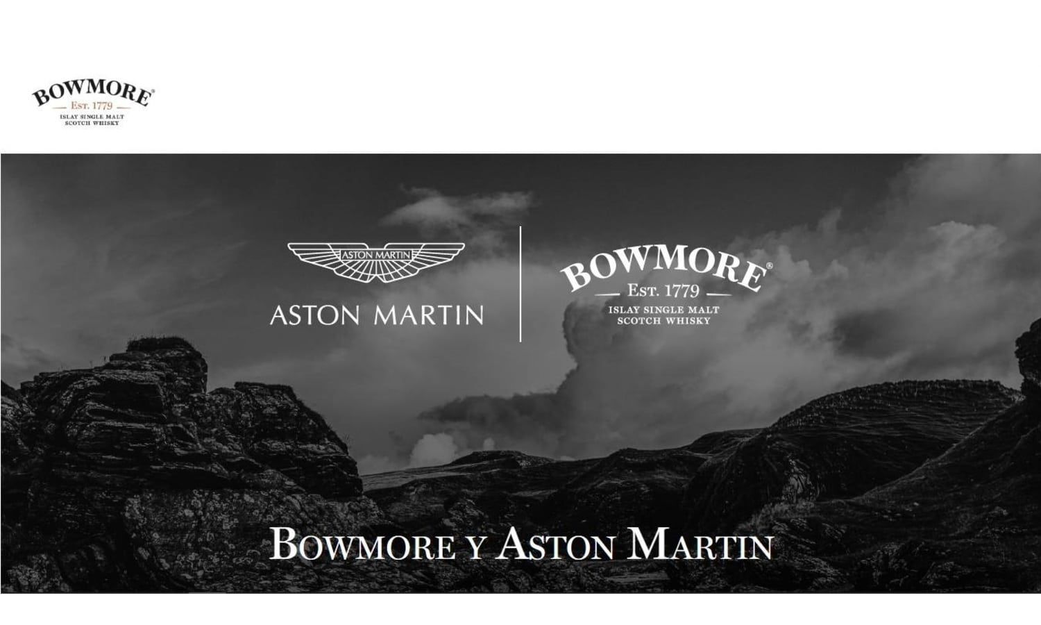 Aston Martin - Bowmore asociated