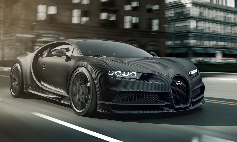 Bugatti Chiron Noire Élégance