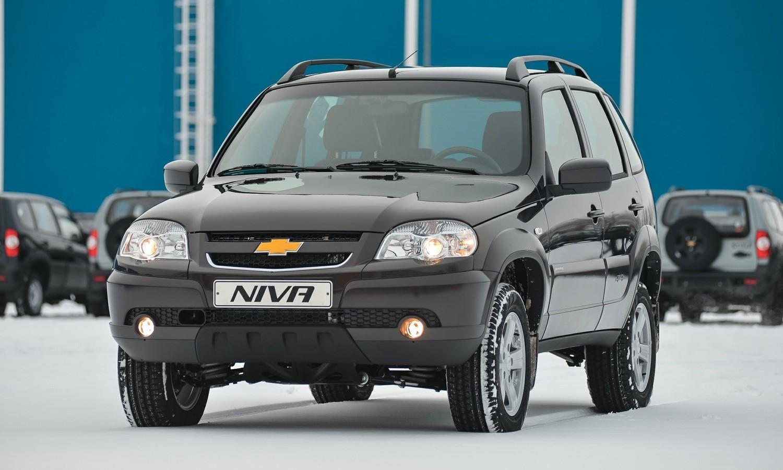 Chevrolet Niva (General Motors - Lada - GM-AvtoVAZ)