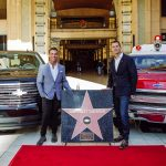 Chevrolet Suburban Star in Walk of Fame in Hollywood