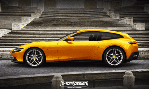 Ferrari Roma ShootingBrake