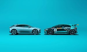 Jaguar I-Pace eTROPHY software update
