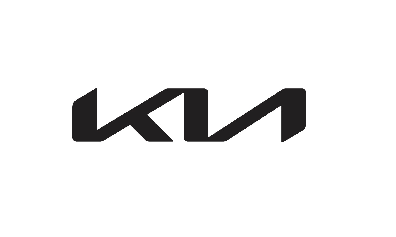 Kia Motors nuevo logo (negro)