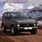 Lada 4x4 2020 - Lada Niva 2020 - AvtoVAZ front