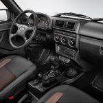 Lada 4x4 2020 - Lada Niva 2020 - AvtoVAZ inside