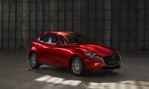 Mazda2 2020 restyling microhíbrido