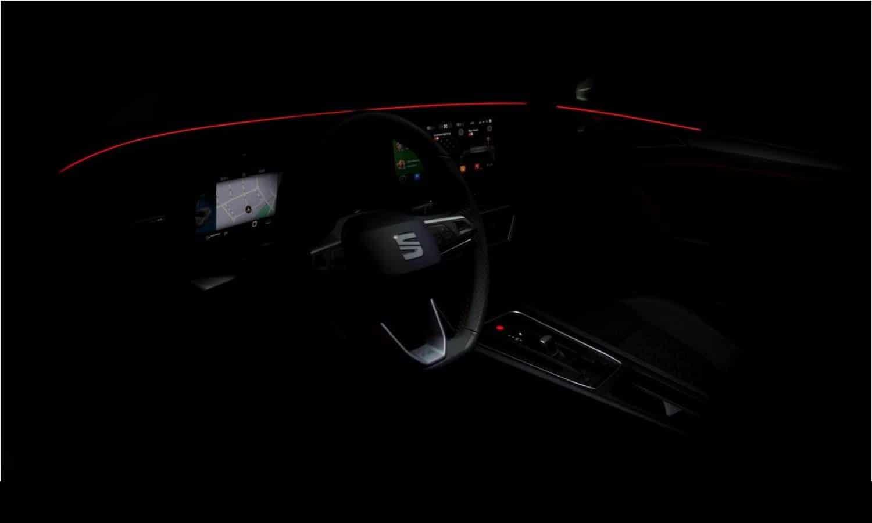 New Seat León inside