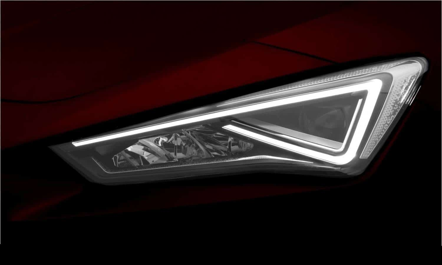 New Seat León lights the way in the compact segment