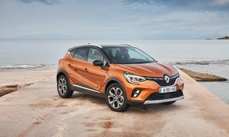 Renault Captur 2020 front