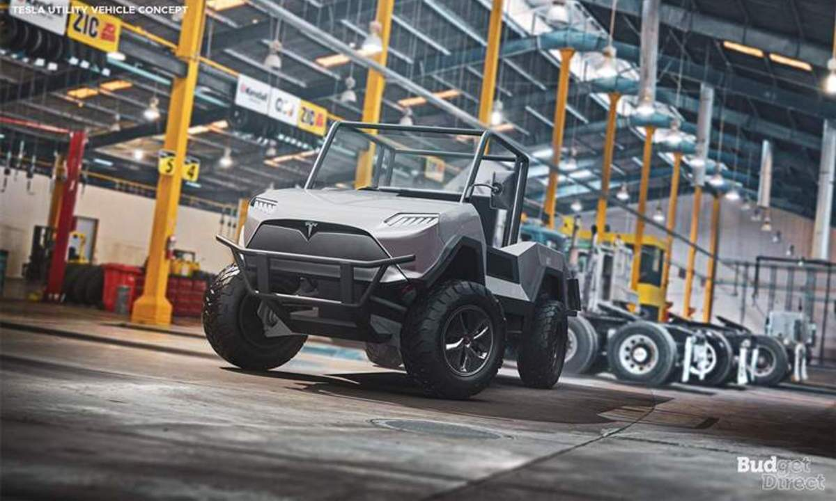Tesla Utility vehicle