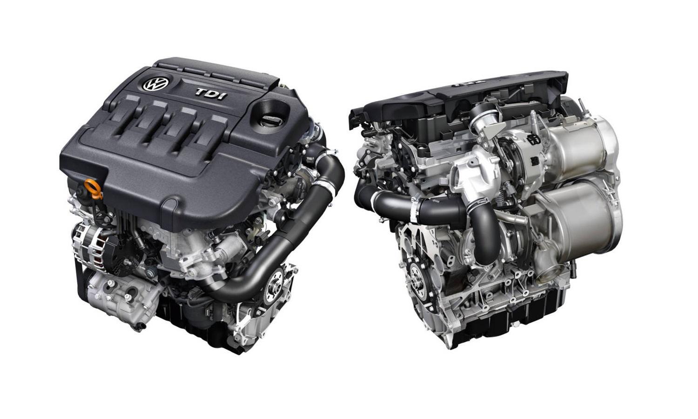 Volkswagen TDI EA288 engine