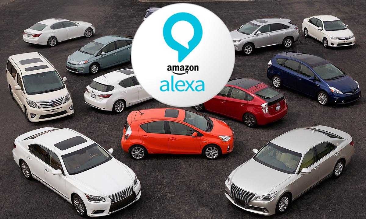 Alexa cada vez más demandada por las marcas de coches