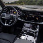 Audi Q7 60 TFSIe híbrido enchufable interior