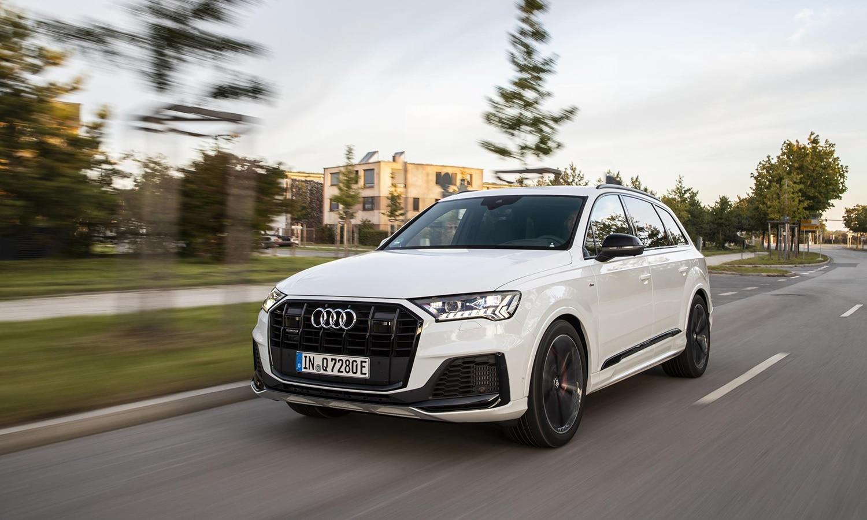 Audi Q7 60 TFSIe híbrido enchufable dinámica