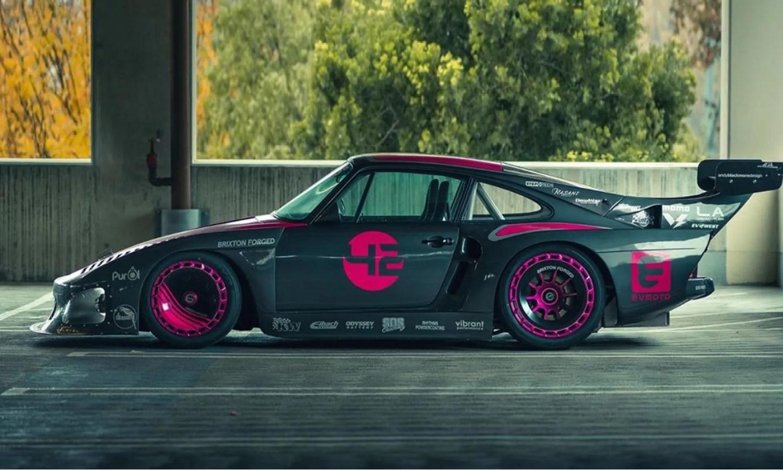 Porsche 935 eléctrico de Bisimoto