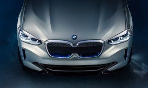 Morro del BMW iX3 Concept
