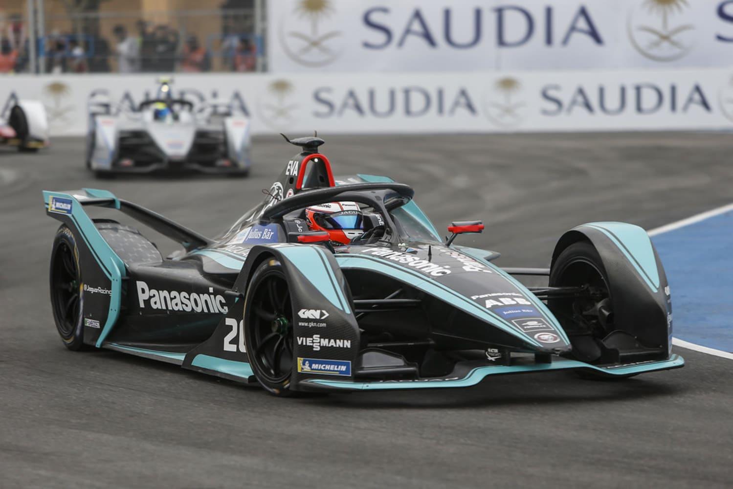 monoplaza Fórmula E