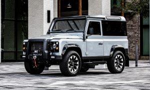 Land Rover Defender Blackcomb