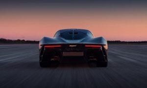 El McLaren Speedtail supera a los 400 km/h